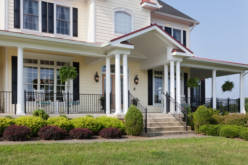 Purcellville Custom Home Plan Fairhaven Homes